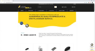 Interview mit Matthias Schneeweiß vom Akkuman.de Shop