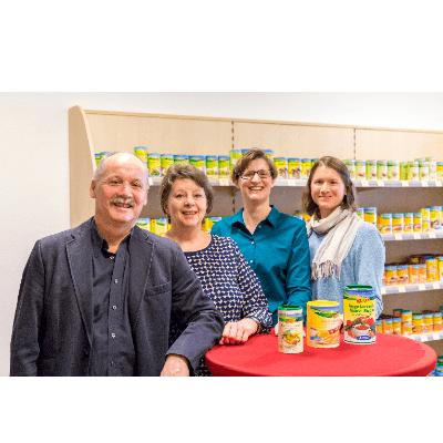Interview über den Asal-Nahrungsmittel Shop