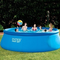 Garten Pool Test