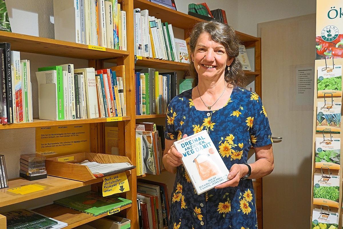 Hanni Schaeffer- Öko-Bibliothek
