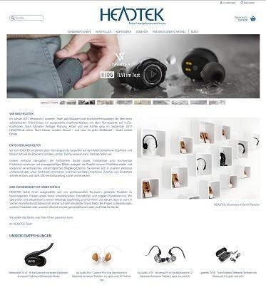 Ein Interview mit dem Team von Headtek bei Expertentesten