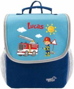 Einen Kindergartenrucksack in wenigen Schritten richtig packen Test