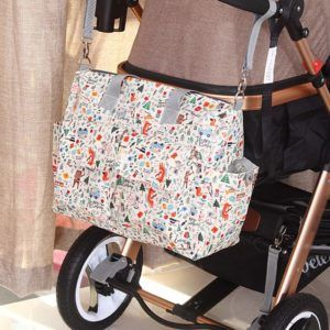 Die Baby Wickeltasche von Mingdoo im Test und Vergleich