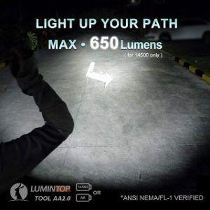 Mögliche Test - Kriterien - so werden LED Taschenlampen in einem Vergleich getestet
