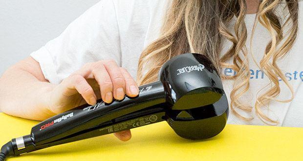 BaByliss Pro BAB2655E The Perfect Curling Machine MiraCurl im Test - bietet die Möglichkeit, unzählige langanhaltende Haar Styles im Handumdrehen zu kreieren