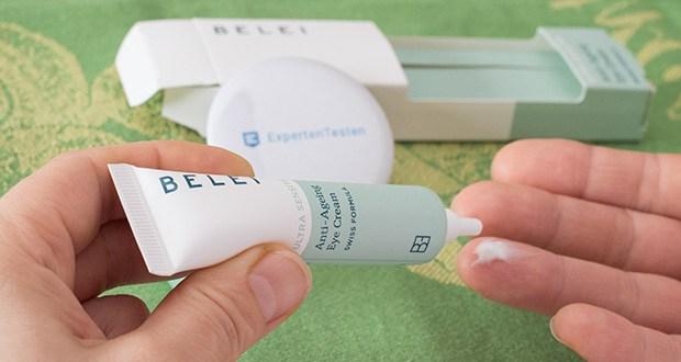 Belei Ultra sensible Anti-Ageing-Augencreme im Test - entwickelt für ultra sensible Haut