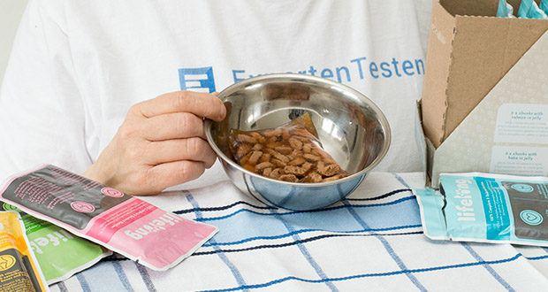 Amazon-Marke: Lifelong Alleinfuttermittel für ausgewachsene Katzen- 2,4 kg (24 Beutel x 100g) im Test