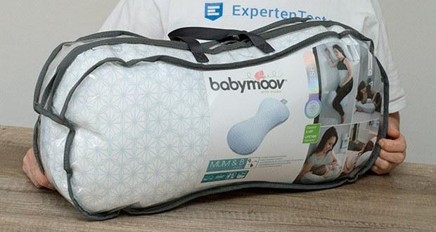 Babymoov Mum und B Fresh Stillkissen im Test - atmungsaktiv und antibakteriell
