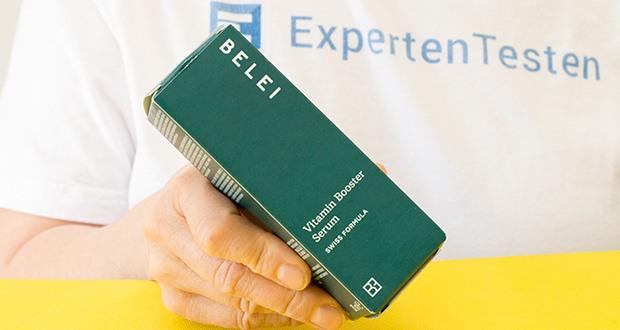 Belei – Vitamin-Booster-Serum 30 ml im Test - mit Super-Beeren, Vitamin-C-Derivat und Vitamin E