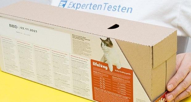 Lifelong Katzenfutter mit Fleischauswahl im Test - 100%ig ausgewogenes Alleinfuttermittel