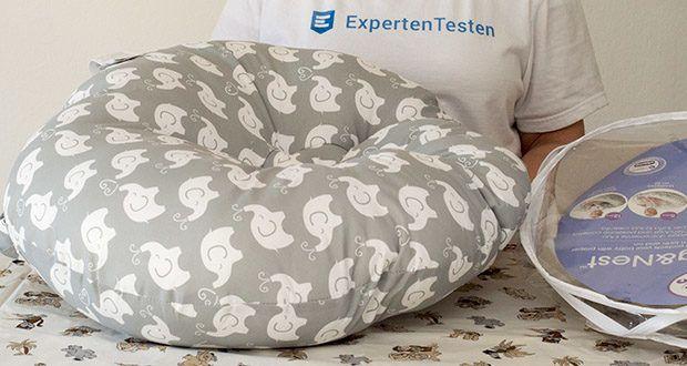 Kuschelkissen Chicco Boppy Hug und Nest im Test - der ideale Platz ab der Geburt