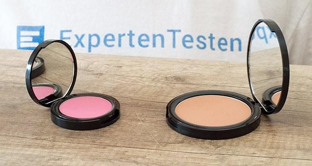 FIND Sunkissed radiance duo Bronzer & Blush im Test - schenken Sie Ihrer Haut in Sekunden ein Strahlen, das den ganzen Tag anhält, für eine natürliche Bräune