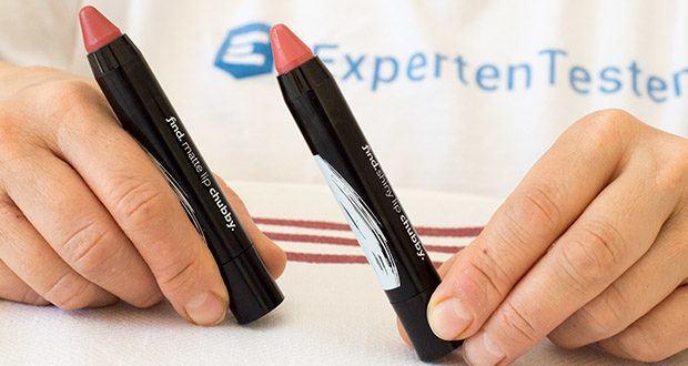 FIND Vintage Vibes zwei Lippenstifte im Test - Kombination aus 2 Lippenstiften: einem dunklen, matten und einem helleren, glänzenden