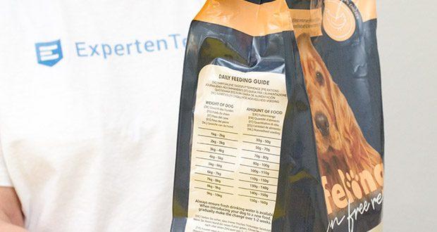 Lifelong Hundefutter für ausgewachsene Hunde mit Huhn im Test - ohne Zusatz von Weizen, Mais, Soja, Ei, Laktose und Gluten
