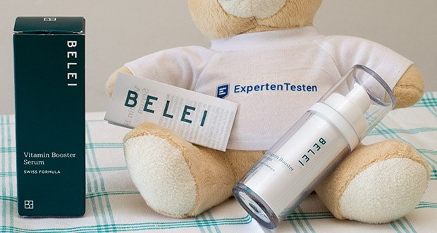 Belei – Vitamin-Booster-Serum 30 ml im Test - hergestellt in der Schweiz