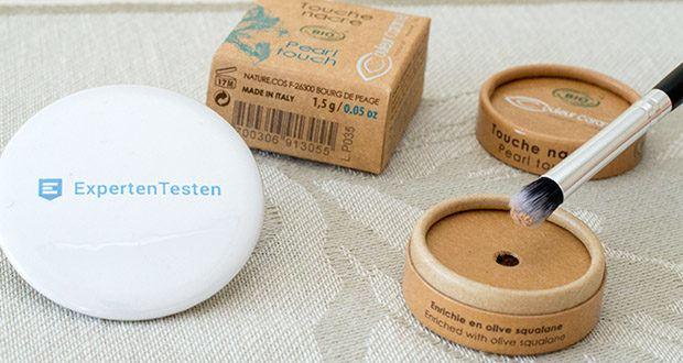 Couleur Caramel Pearl Touch im Test - lässt sich leicht verblenden