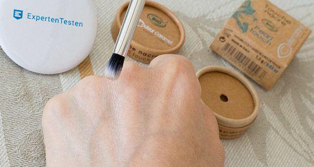 Couleur Caramel Pearl Touch im Test - lässt ausgewählte Bereiche strahlen