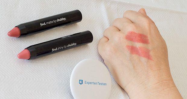 FIND Vintage Vibes zwei Lippenstifte im Test - können einzeln oder zusammen verwendet werden