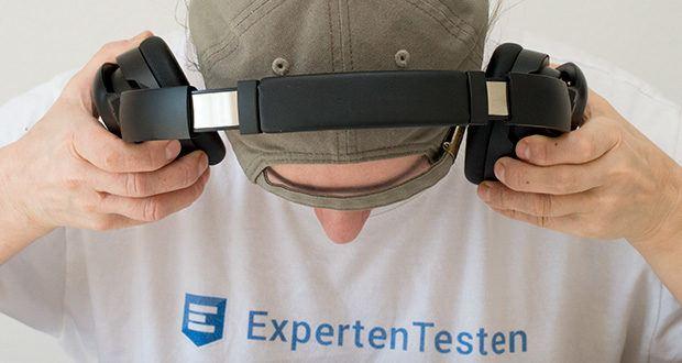 Mu6 Bluetooth Kopfhörer Space2 im Test - das ergonomische Design passt genau in Ihre Ohren und sorgt für eine nahtlose Abdichtung zur Unterdrückung von Außengeräuschen und maximalen Hörkomfort