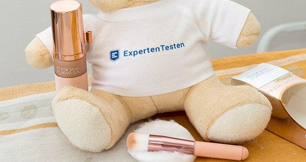 """Physicians Formula Nude Wear Touch of Glow Foundation im Test - die ultraleichte und luftige Formel enthält transparente, """"100% Perfecting Nude""""-Pigmente und natürliche Extrakte (Tropaeolum majus)"""