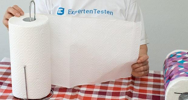 Presto! Jumbo Küchenrollen 3-lagige im Test - Hergestellt in Belgien