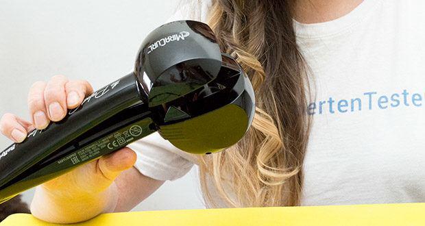 BaByliss Pro BAB2655E The Perfect Curling Machine MiraCurl im Test - automatisches Lockensystem für perfekte und langanhaltende Locken