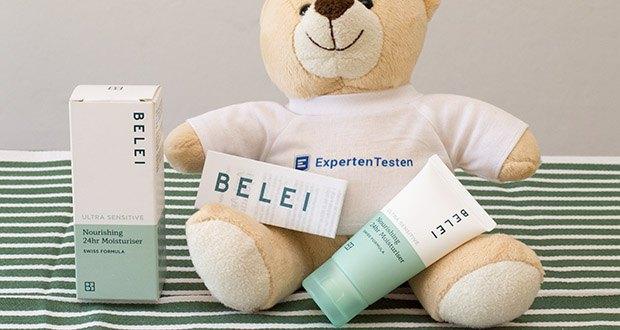 Belei Ultra sensible 24-h-Creme im Test - Hergestellt in der Schweiz