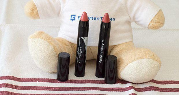 FIND Vintage Vibes zwei Lippenstifte im Test - mit sorgfältig ausgewählten Inhaltsstoffen und Hautpflegezusätzen