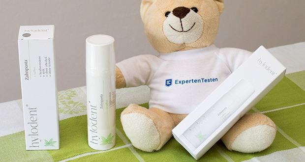 hylodent Bio Zahnpasta im Test - biologische & wissenschaftlich erprobte Zahnpflege – Made in Germany