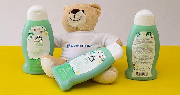 Mama Bear Baby-Bad im Test - Hergestellt in der Schweiz