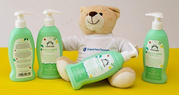 Mama Bear Baby-Waschgel & Shampoo im Test - hergestellt in der Schweiz