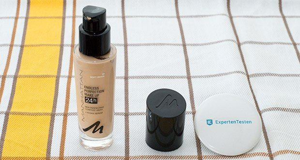 Manhattan Endless Perfection Make Up im Test - dermatologisch getestet