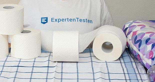 Presto! Toilettenpapier 4-lagige im Test - weiches Hautgefühl