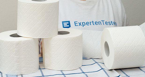Presto! Toilettenpapier 4-lagige im Test - weich und stark