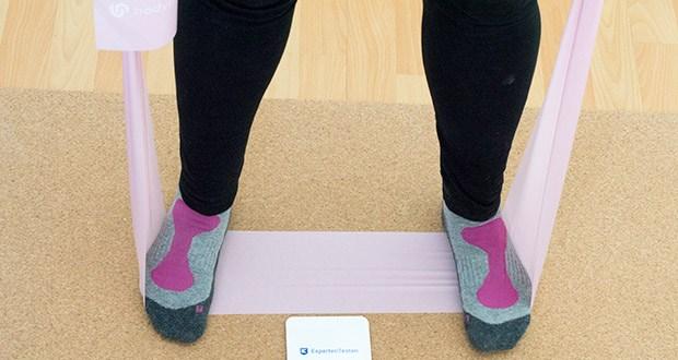BODYPRIDE Premium Fitness Flat Bands im Test - wasserfest, abwaschbar und leicht zu pflegen