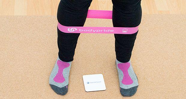 BODYPRIDE Premium Fitness Loop Bands im Test - trainiere wann & wo du willst, dein Fitnessstudio ist immer dabei
