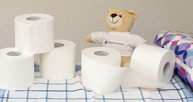 Presto! Toilettenpapier 4-lagige im Test - mit einem sehr guten Preis