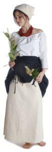 Das Interview über das Bauersfrau kostüm vom Mittelalterliche-kleidung Onlineshop
