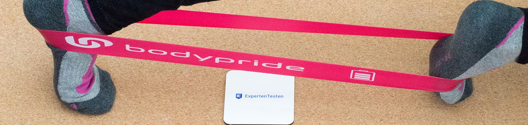 Fitnessbänder im Test auf ExpertenTesten.de