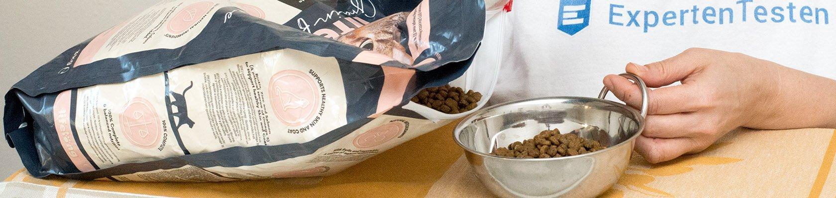 Katzen Trockenfutter im Test auf ExpertenTesten.de