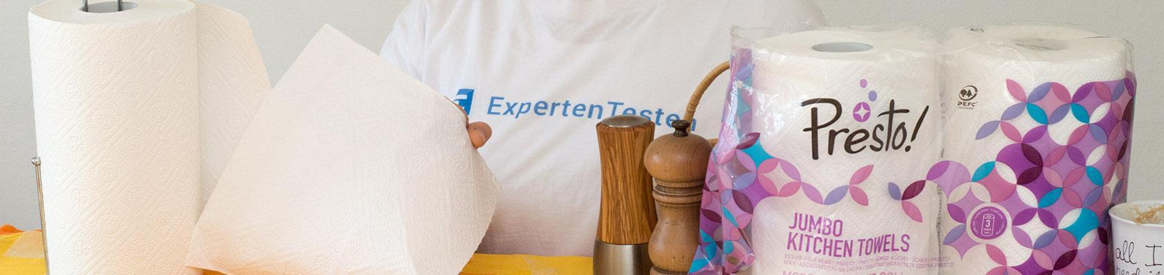 Küchenrollenhalter im Test auf ExpertenTesten.de