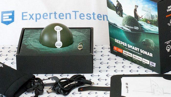 Fischfinder im Test auf ExpertenTesten.de