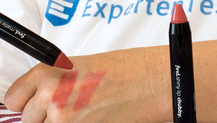 Lippenstift test haltbarkeit