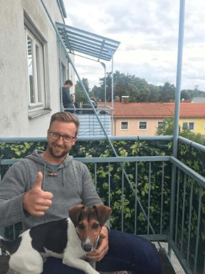 Interview mit Alex Heuberger vom Myfence.de Shop