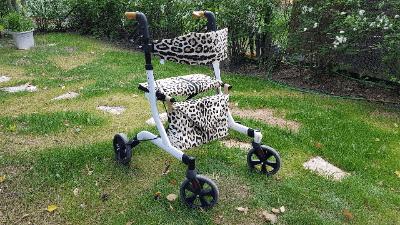 Luxus Rollator von Rollchic
