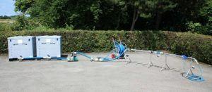 Das Interview über das Trinkwasserversorgungssystem vom Unternehmen TriWaTechnik