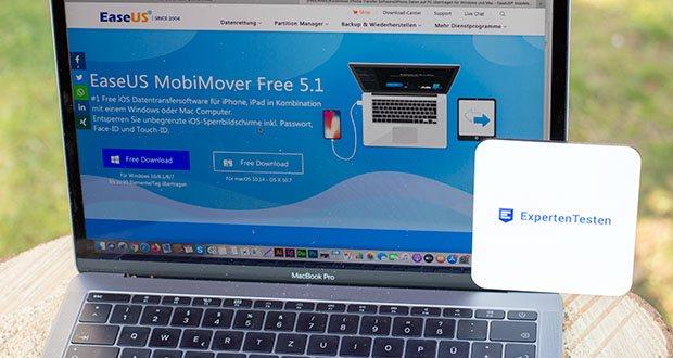 EaseUS MobiMover Pro im Test - kann Ihre iPhone/iPad Daten kostenlos übertragen. Außerdem ist das Programm auch ein intelligentes Tool zum Bildschirm Entsperren der iOS-Geräte