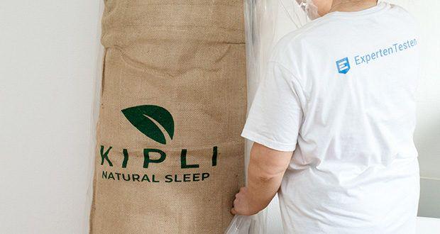 KIPLI Naturlatex-Matratze im Test - keine Schadstoffe / Hypoallergen / Anti-Milben Wirkung