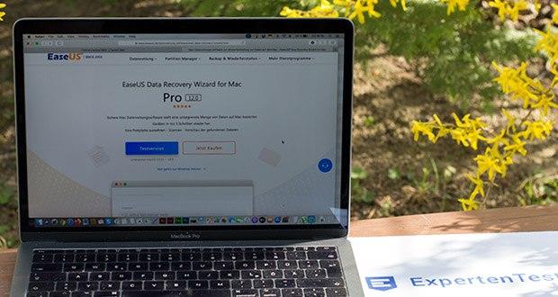 EaseUS Data Recovery Wizard Pro im Test - Datenverlust rückgängig machen