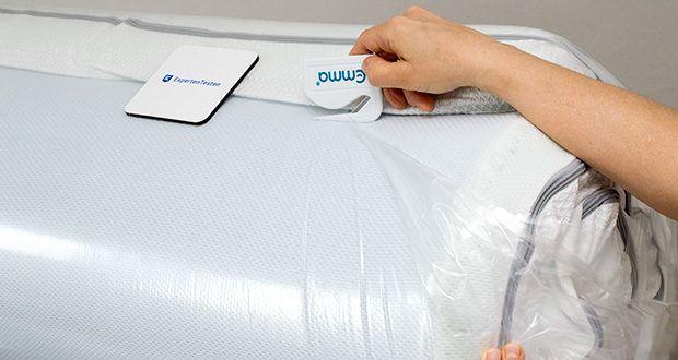 Emma One Matratze 90x200cm im Test - dank der langlebigen Materialien, die bei der Herstellung der Emma One verwendet werden, bietet Dir die Matratze eine lange Nutzungsdauer ohne Qualitätsverlust